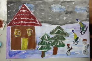 Copiii, talentați și creativi, au fost impresionați de varietatea activităților