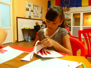 Ateliere Voluntari - Flori